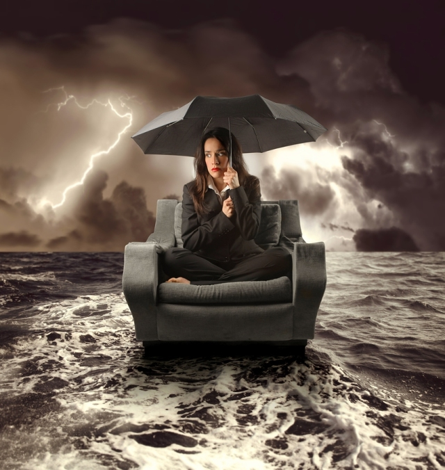 How to Walk on Stormy Waters with Jesus